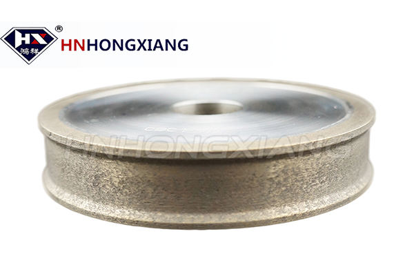 Trapezoidal Edge Diamond Wheels (FA)
